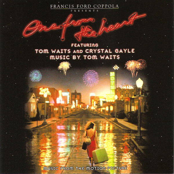 Tom Waits - One From The Heart (Music From The Motion Picture)