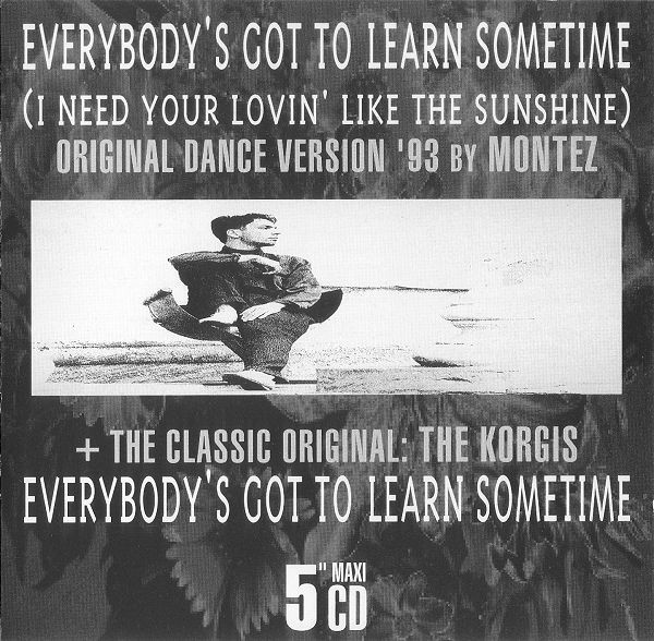 Korgis, The - Everybody's Got To Learn Sometime
