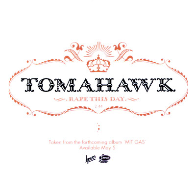 Tomahawk (6) - Rape This Day