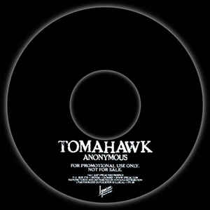 Tomahawk  - Anonymous cover of release