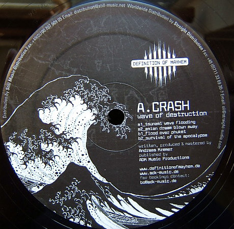 A. Crash - Wave Of Destruction