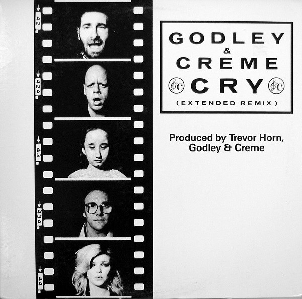 Godley & Creme - Cry