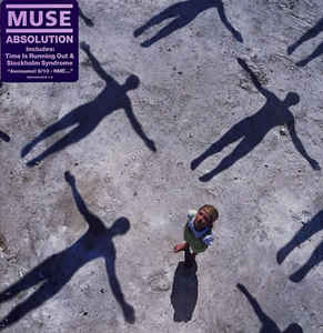 Muse - Absolution cover of release