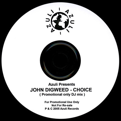 John Digweed - Choice (Promotional Only DJ Mix)