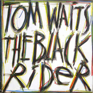Tom Waits - The Black Rider cover of release