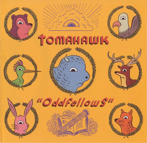 Tomahawk (6) - Oddfellows