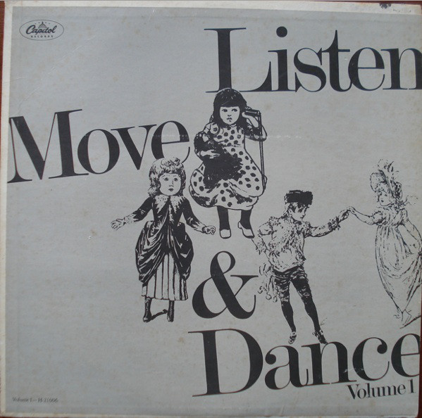 Daphne Oram - Listen, Move And Dance Volume 1