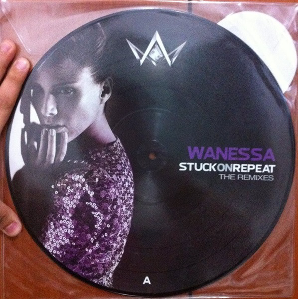 Wanessa Camargo - Stuck On Repeat (The Remixes)