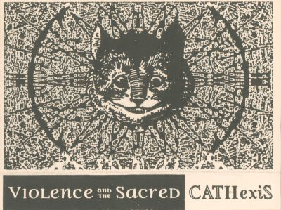 Violence And The Sacred - Cathexis