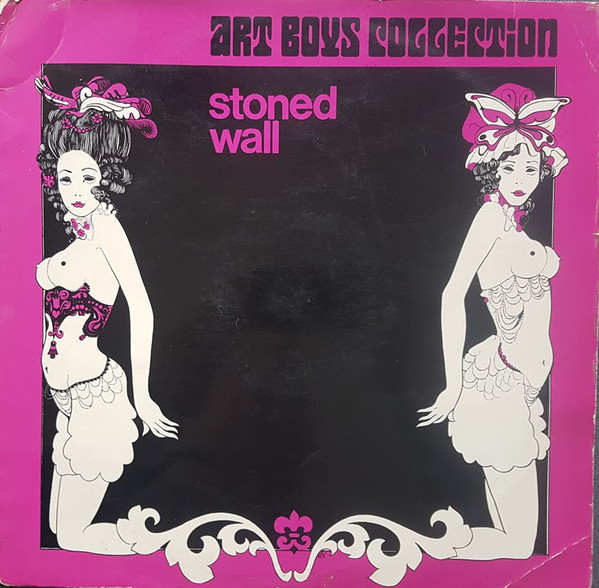 Art Boys Collection - Stoned Wall