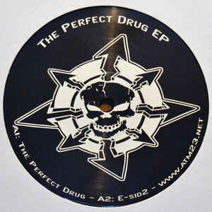 Hesed, Vikkei, Acidolido, Collision  - The Perfect Drug Ep cover of release