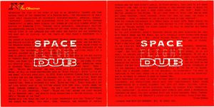 Slab - Space Flight Dub cover of release