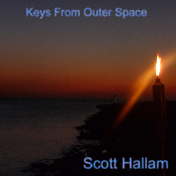 Scott Hallam - Keys From Outer Space