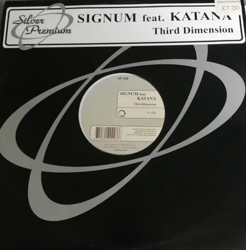 Katana - Third Dimension