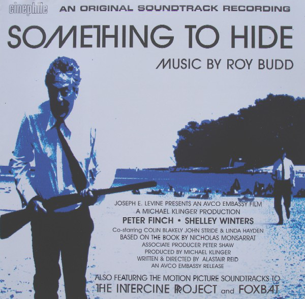 Roy Budd - Foxbat / The Intercine Project / Something To Hide (Original Sountrack Recordings)