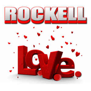 Rockell - L.O.V.E. cover of release