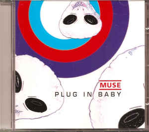 Muse - Plug In Baby cover of release