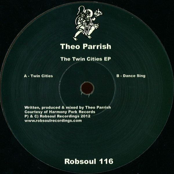 Theo Parrish - The Twin Cities EP