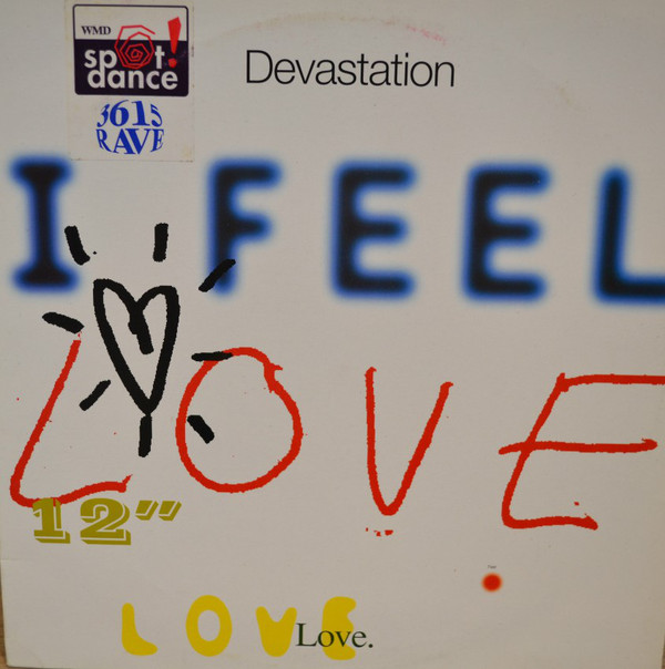 Devastation - I Feel Love