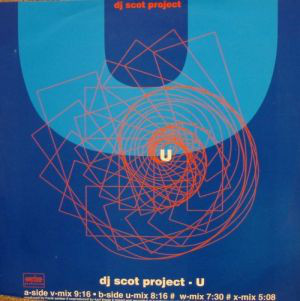 DJ Scot Project - U