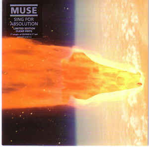 Muse - Sing For Absolution cover of release