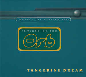 Tangerine Dream - Towards The Evening Star cover of release