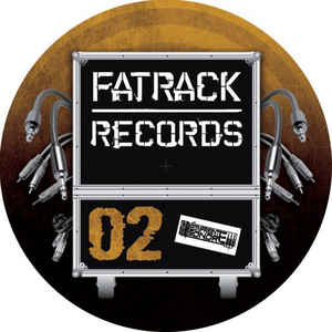 High Frequency , Saint Tetik, kronos, Doodax - Fatrack Rec 02 cover of release