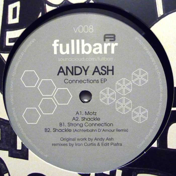 Andy Ash - Connections EP