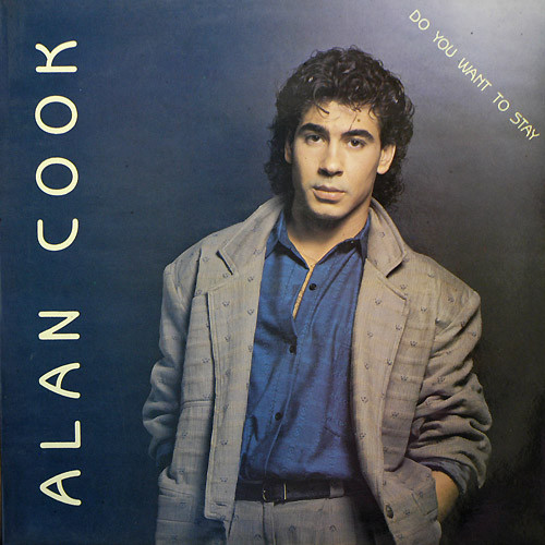 Alan Cook - Do You Want To Stay