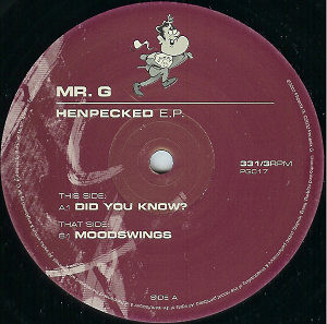 Mr. G - Henpecked E.P.