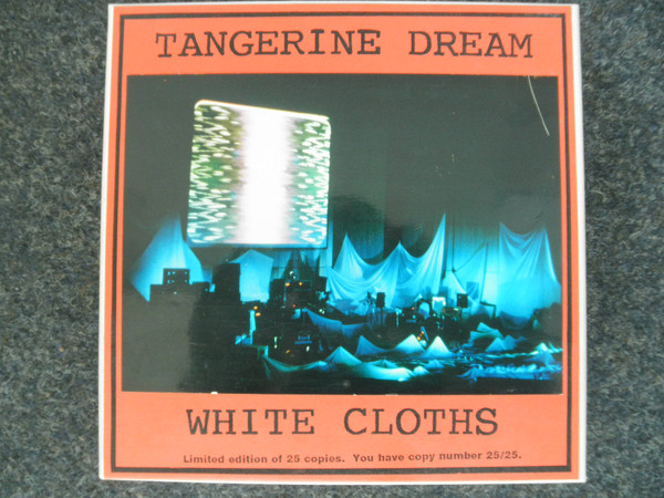 Tangerine Dream - White Cloths
