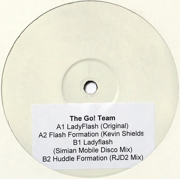 Go! Team, The - Ladyflash