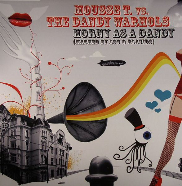 Dandy Warhols, The - Horny As A Dandy