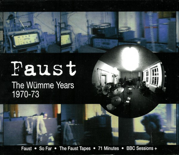 Faust - The Wümme Years 1970-73