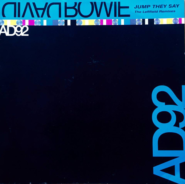 David Bowie - Jump They Say (The Leftfield Remixes)