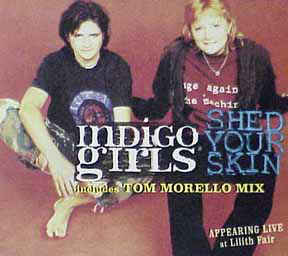 Indigo Girls - Shed Your Skin cover of release