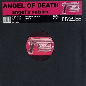 Angel Of Death - Angel's Return cover of release