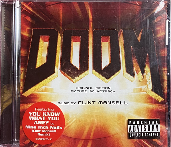 Clint Mansell - Doom: Original Motion Picture Soundtrack