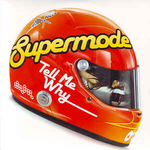 Supermode - Tell Me Why cover of release