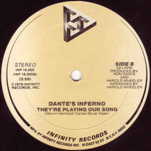 Dante's Inferno - Fire Island / They're Playing Our Song