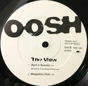 Oosh (2) - The View