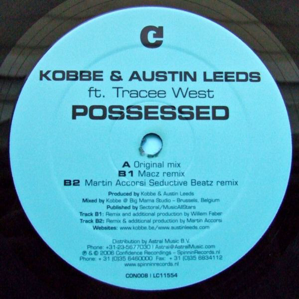 Kobbe & Austin Leeds - Possessed