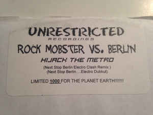 Rock Mobster - Hijack The Metro