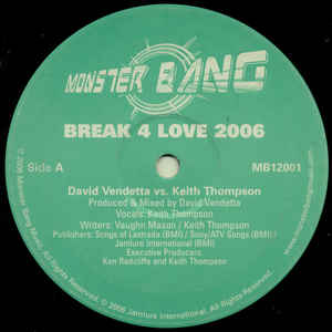 Keith Thompson - Break 4 Love 2006