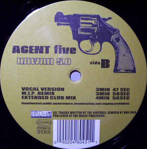 Agent Five - Hawaii 5.0