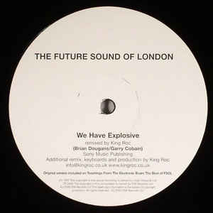 Future Sound Of London, The - Lifeforms / We Have Explosive