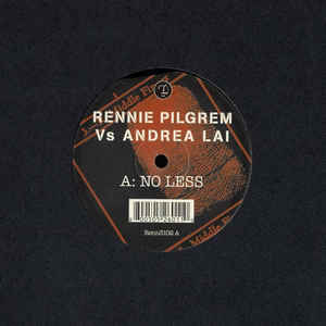 Rennie Pilgrem - No Less