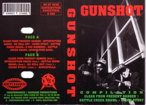 Gunshot - Compilation
