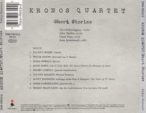 Kronos Quartet - Short Stories