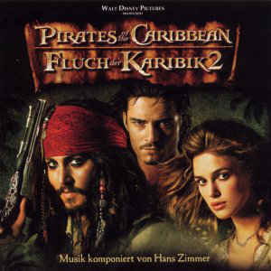 Hans Zimmer - Pirates Of The Caribbean: Fluch Der Karibik 2 cover of release